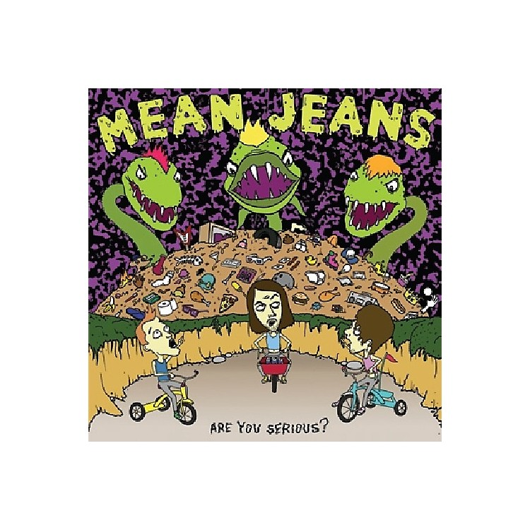 Alliance Mean Jeans - Are You Serious?