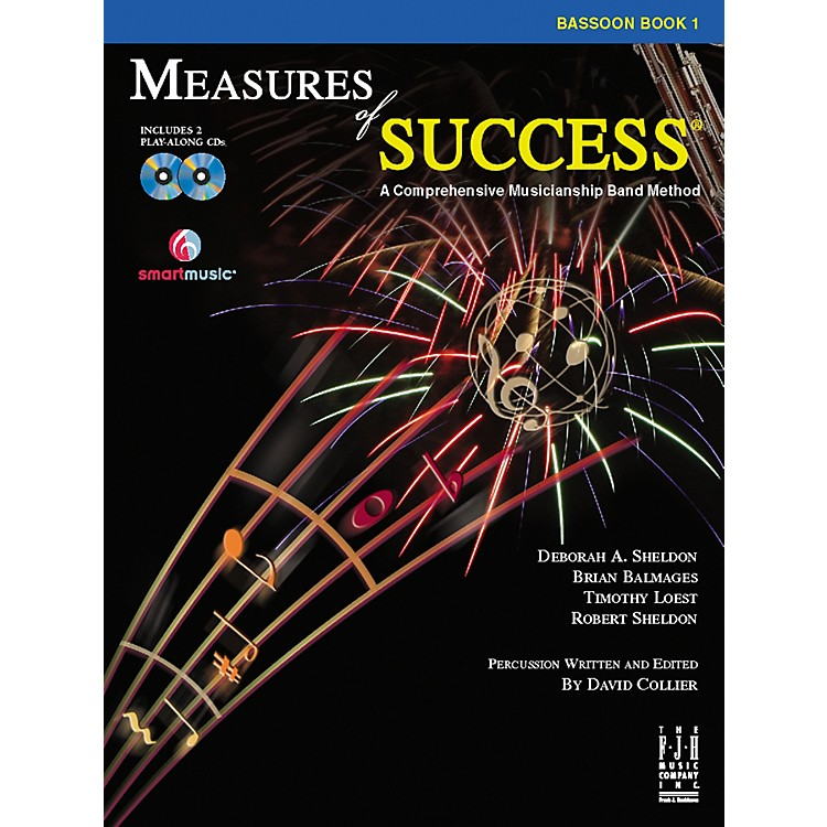 FJH MusicMeasures of Success Bassoon Book 1