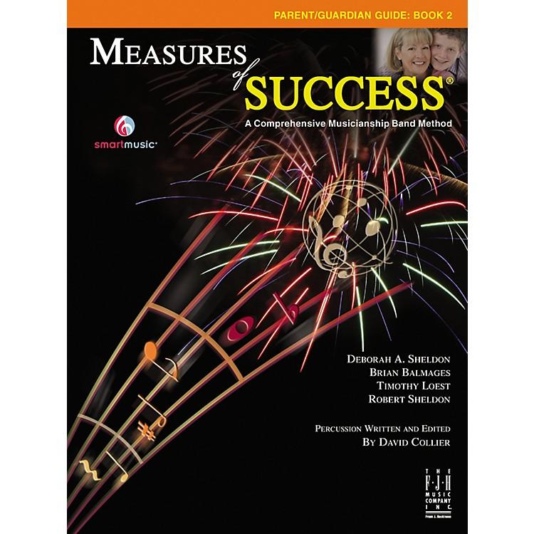 FJH MusicMeasures of Success Parent/Guardian Guide Book 1