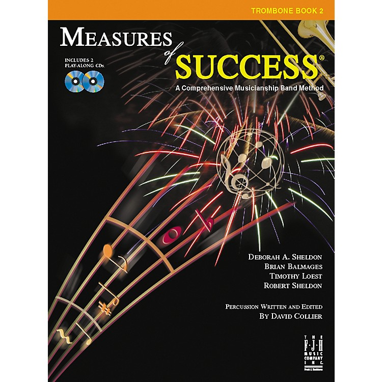 FJH MusicMeasures of Success Trombone Book 2