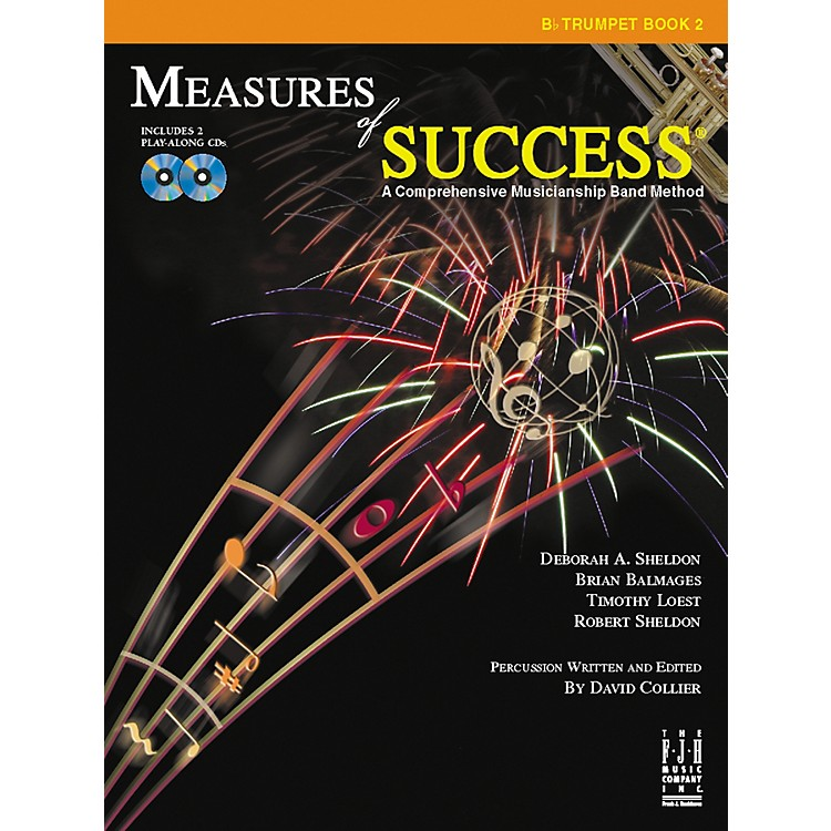 FJH Music Measures of Success Trumpet Book 2