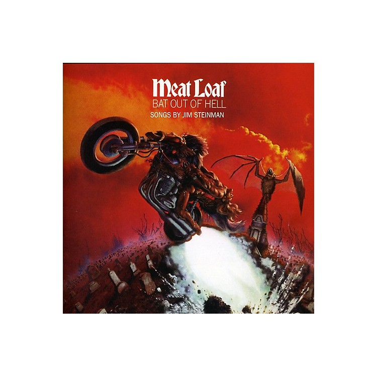 AllianceMeat Loaf - Bat Out of Hell (CD)