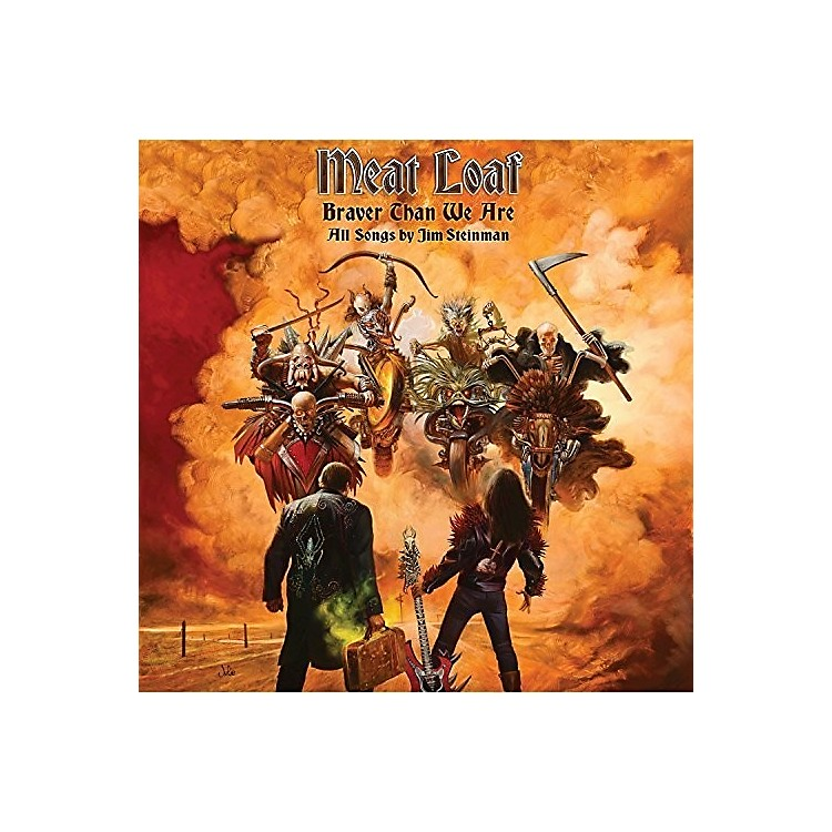 AllianceMeat Loaf - Braver Than We Are