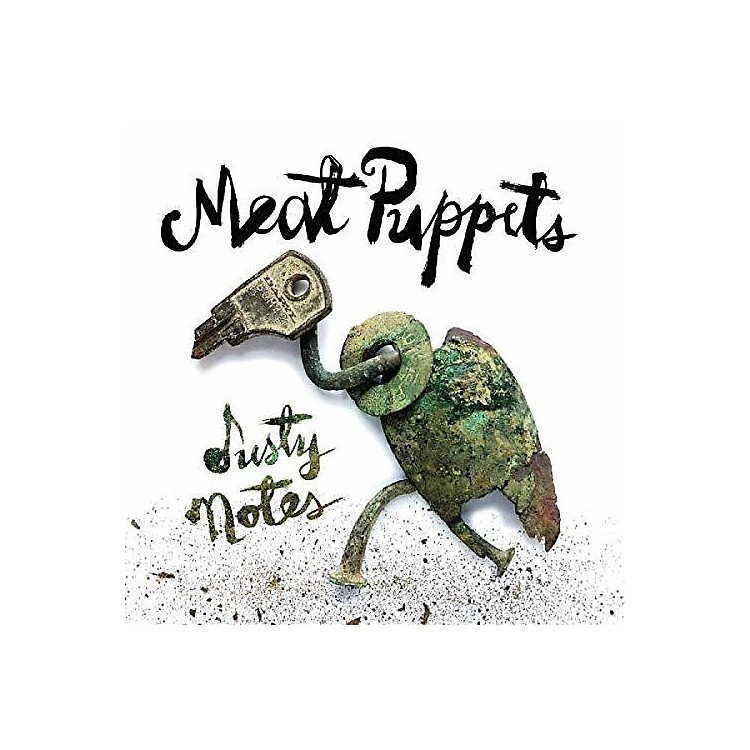 Alliance Meat Puppets - Dusty Notes (CD)
