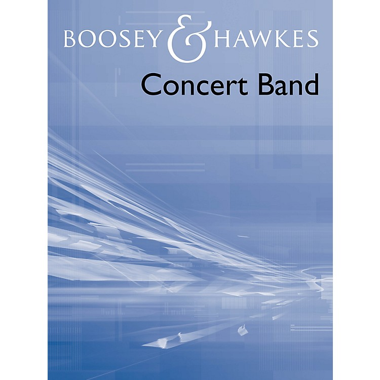 Boosey and Hawkes Meditation No. 2 Concert Band Composed by Leonard Bernstein Arranged by Donald Hunsberger