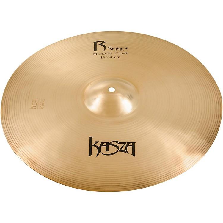 Kasza CymbalsMedium Rock Crash Cymbal19 in.