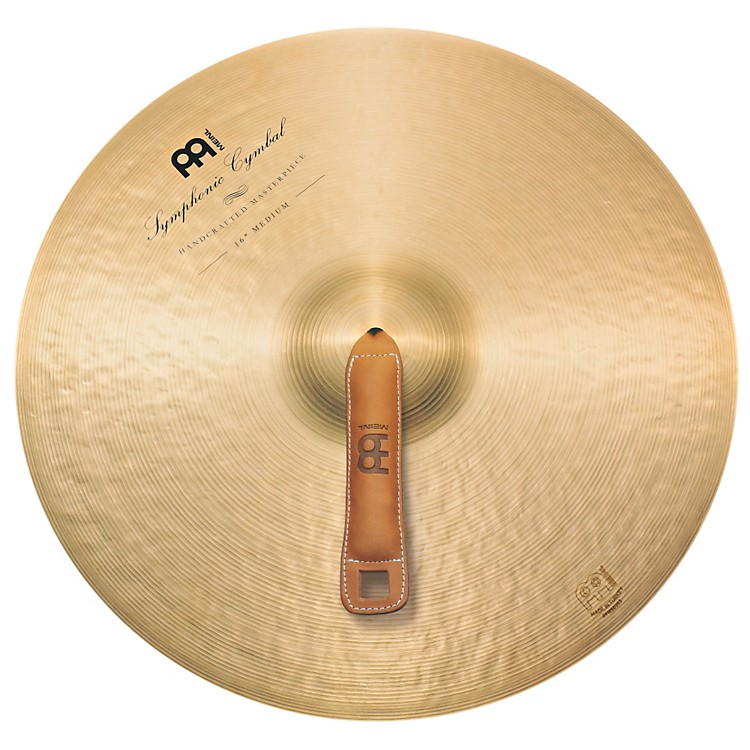 Meinl Medium Symphonic Cymbal 16 in.