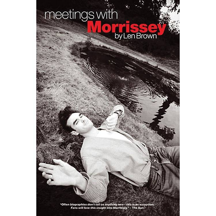 OmnibusMeetings with Morrissey Omnibus Press Series Softcover