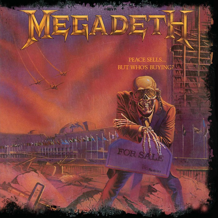 Universal Music GroupMegadeth - Peace Sells...But Who's Buying?