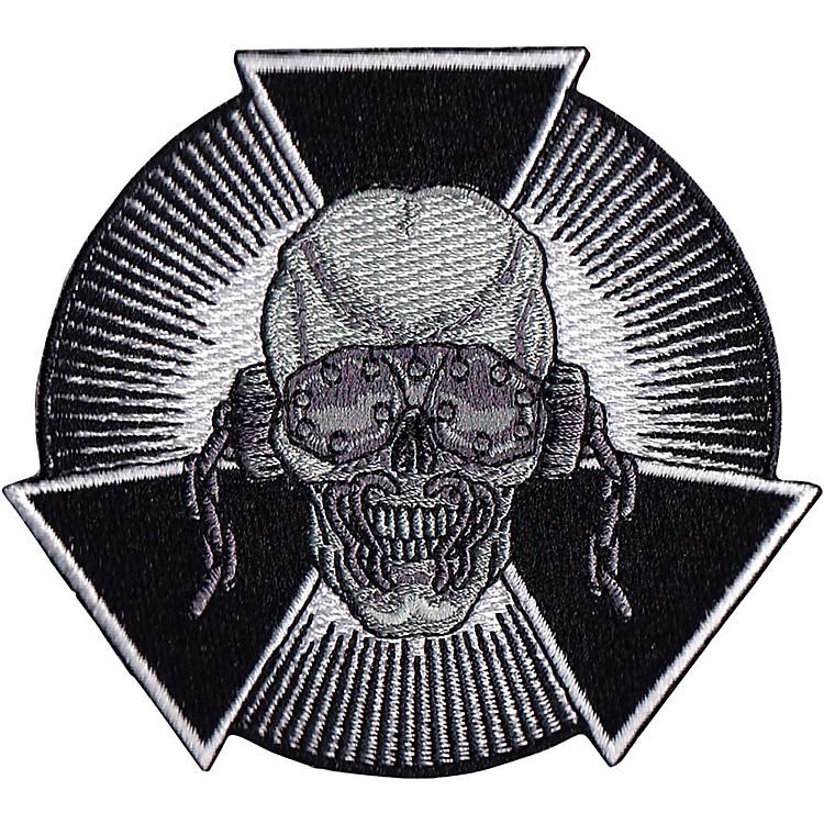 C&D VisionaryMegadeth - Skull Burst Patch