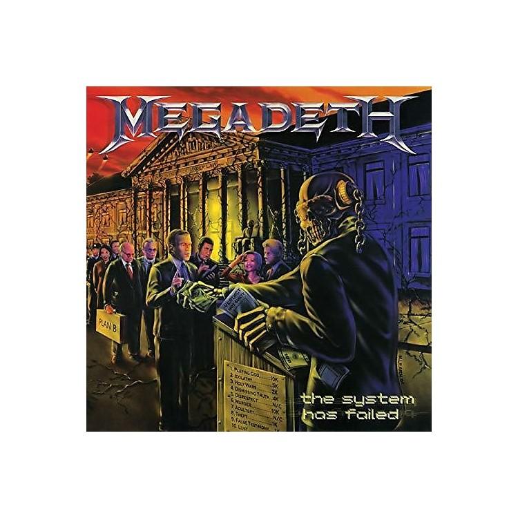 AllianceMegadeth - System Has Failed (2019 Remaster) (CD)