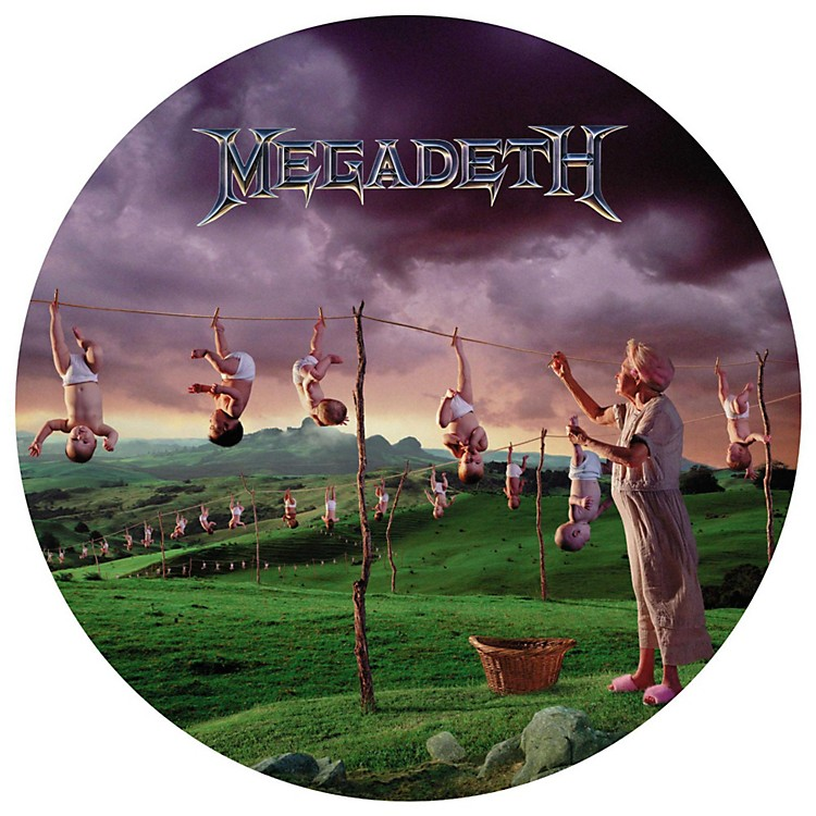 Universal Music Group Megadeth - Youthanasia