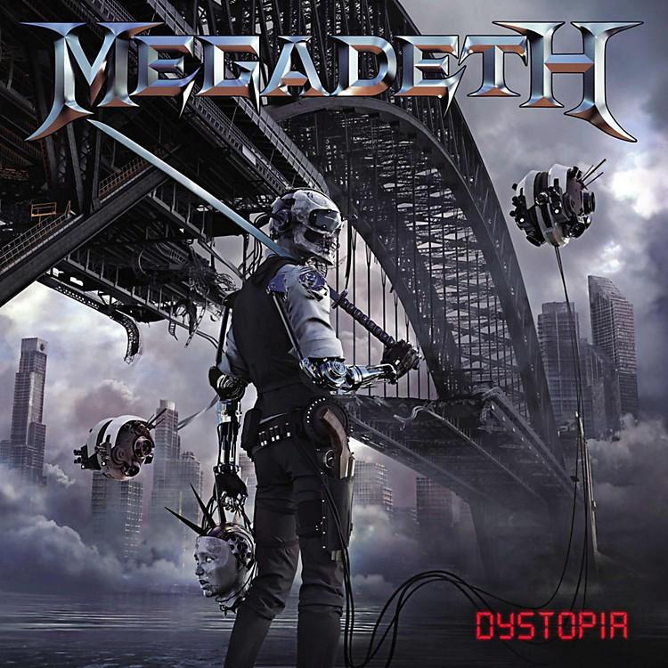 Universal Music GroupMegadeth, Dystopia (LP)