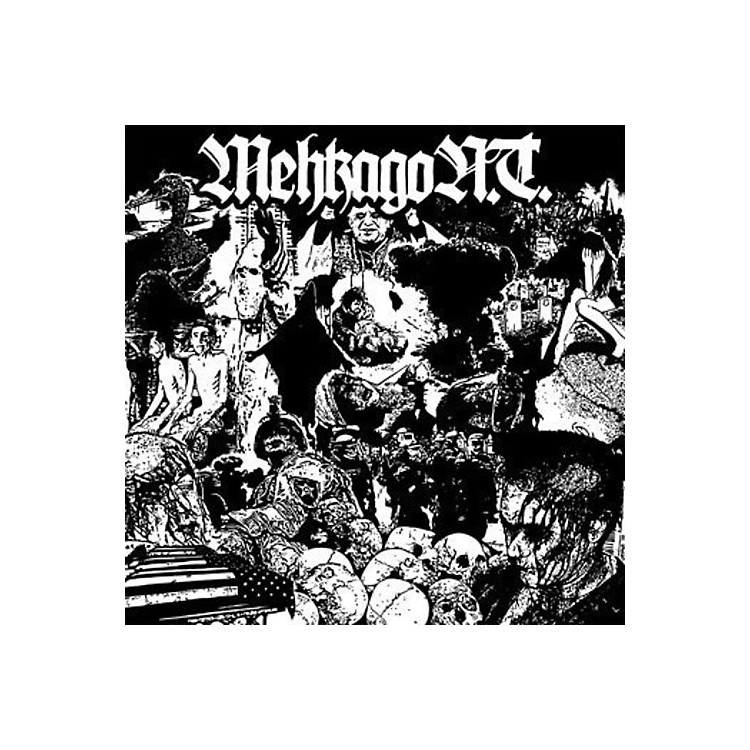 Alliance Mehkago N.T. - Massive Fucking Headwounds