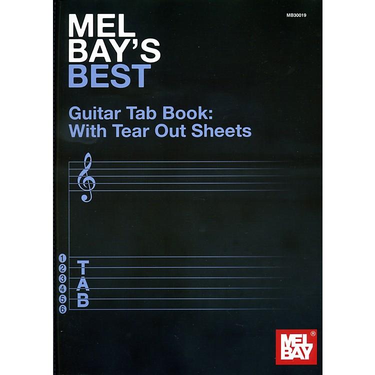 Mel BayMel Bay's Best Guitar Tab Book