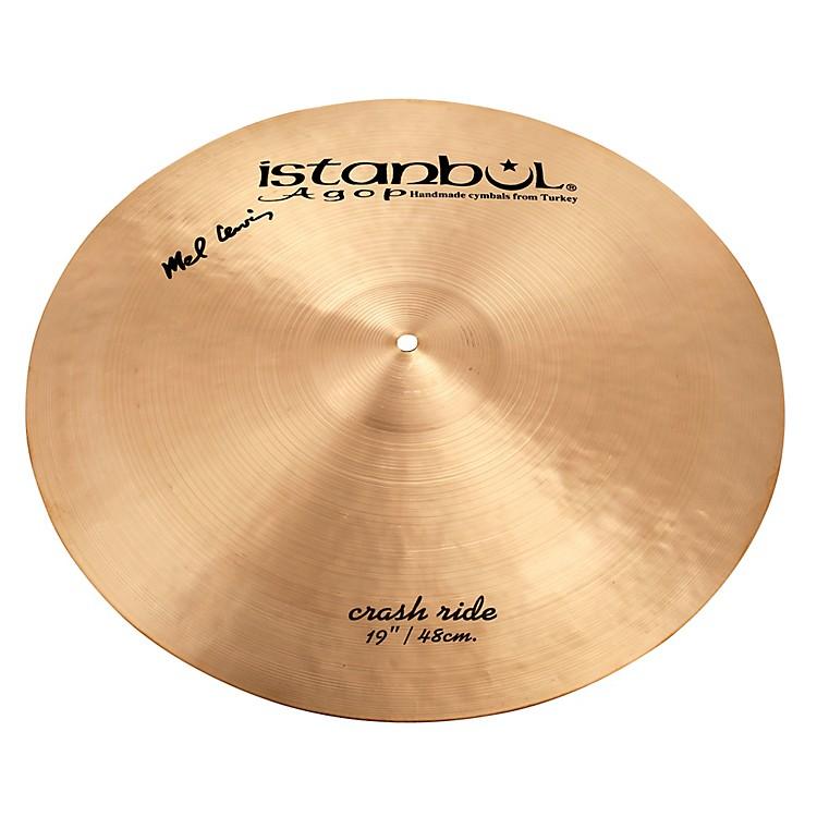 Istanbul AgopMel Lewis Ride Cymbal19 in.