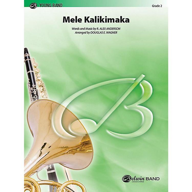 AlfredMele Kalikimaka Concert Band Grade 2 Set