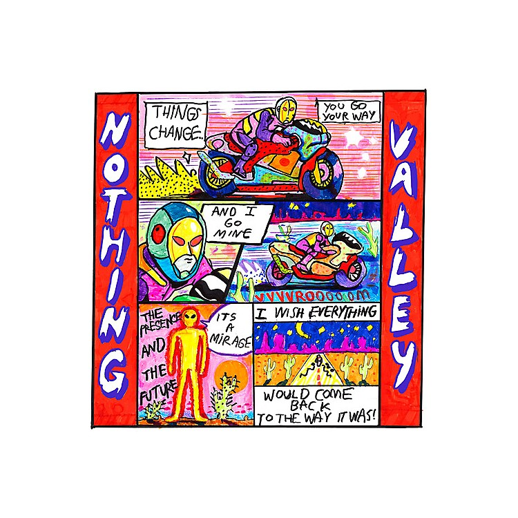 AllianceMelkbelly - Nothing Valley