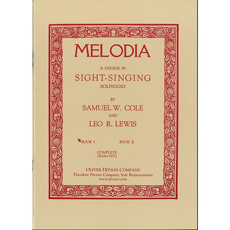 Carl FischerMelodia Book 1