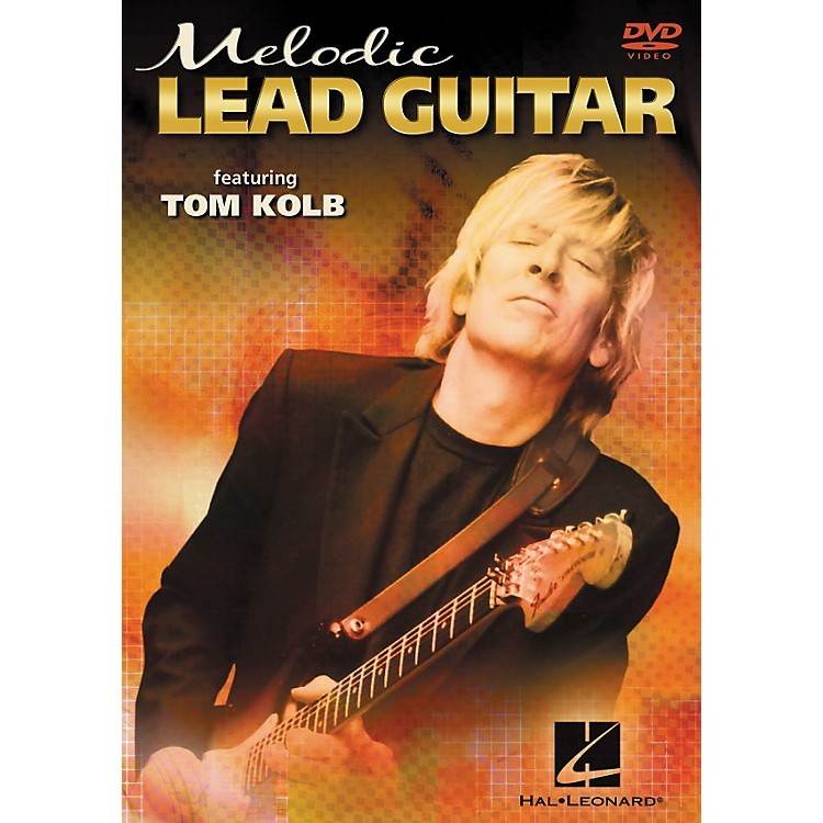 Hal LeonardMelodic Lead Guitar Featuring Tom Kolb (DVD)