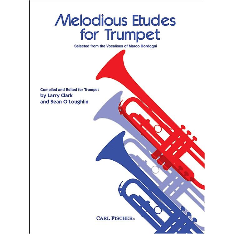Carl FischerMelodious Etudes for Trumpet