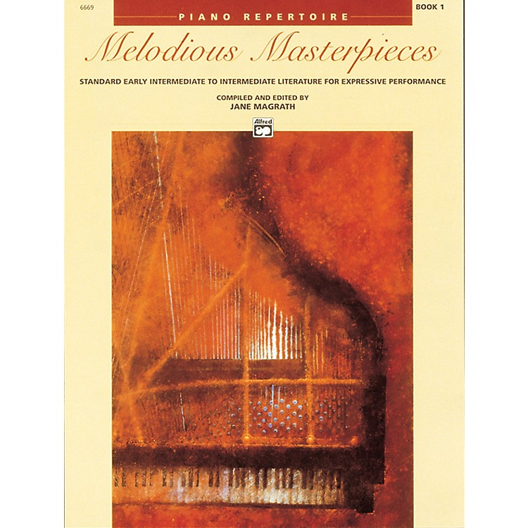 AlfredMelodious Masterpieces Book 1