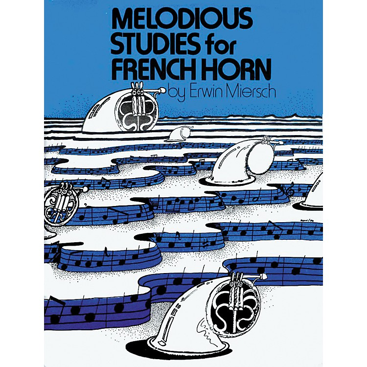 Carl FischerMelodious Studies For French Horn