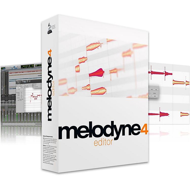 CelemonyMelodyne 4 Editor Box