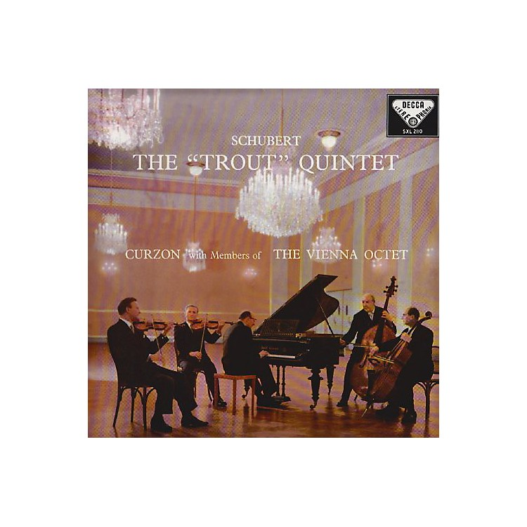 AllianceMembers of the Vienna Octet - Trout Quintet