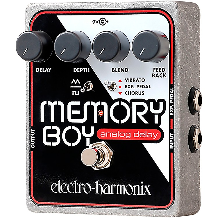 Electro-HarmonixMemory Boy Delay Guitar Effects Pedal