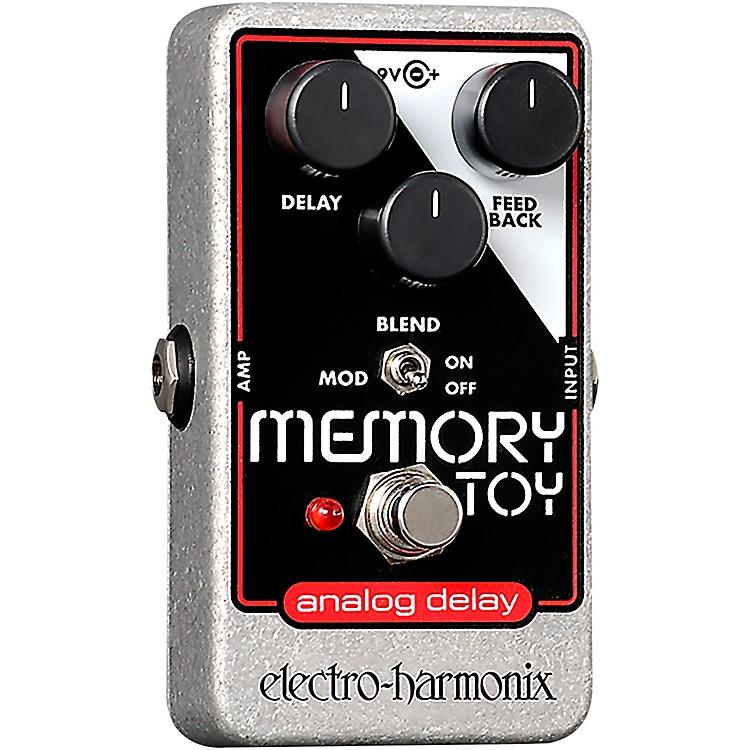Electro-HarmonixMemory Toy Analog Echo and Chorus Guitar Effects Pedal