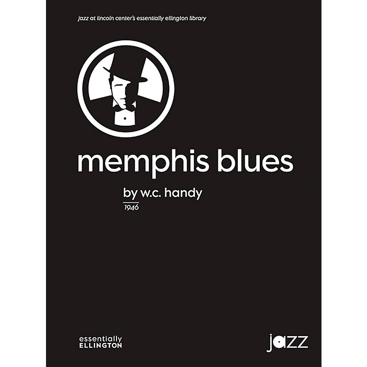 Alfred Memphis Blues Jazz Ensemble Grade 3 (Medium)