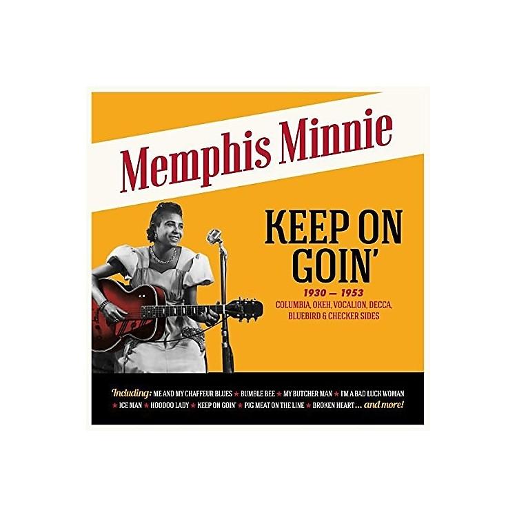 AllianceMemphis Minnie - Keep On Goin (Columbia Okeh Vocalion Decca Bluebird & Checker Sides)