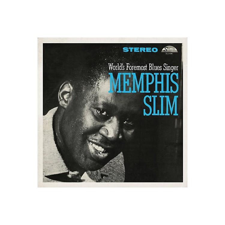 AllianceMemphis Slim - Worlds Foremost Blues Singer