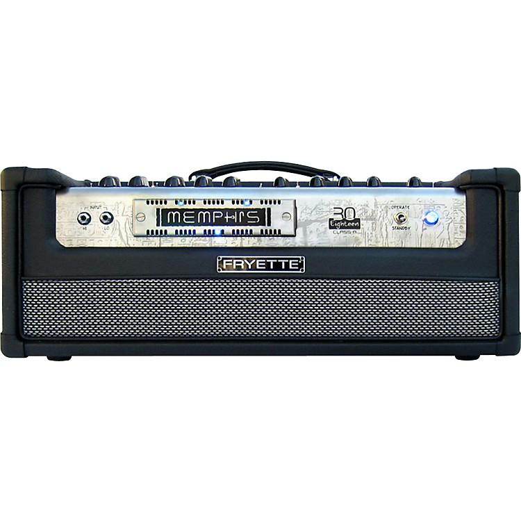 FryetteMemphis Thirty M30H 30W Tube Guitar Amp Head