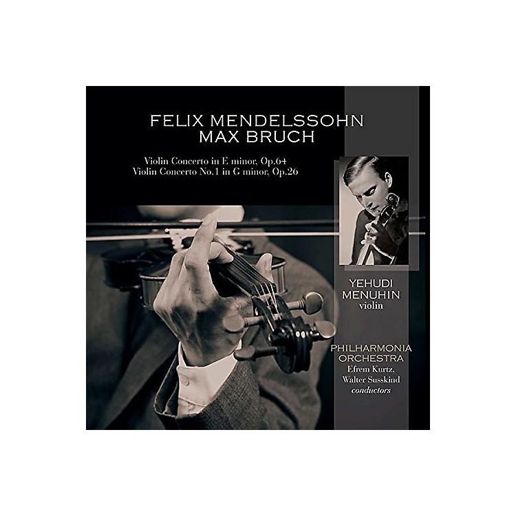 AllianceMendelssohn / Bruch: Violin Cto in E Minor Op 64 /