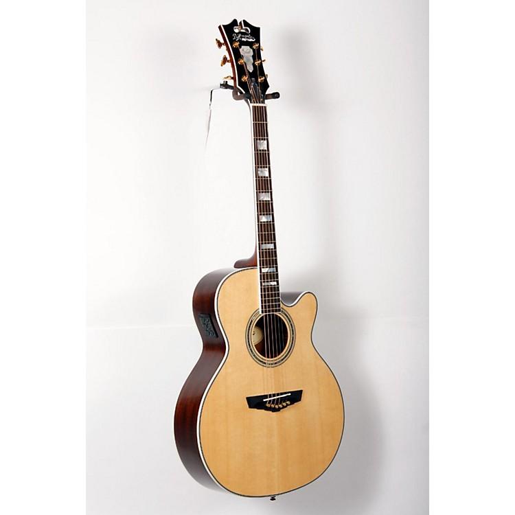 D'AngelicoMercer Grand Auditorium Cutaway Acoustic-Electric GuitarNatural888365823812