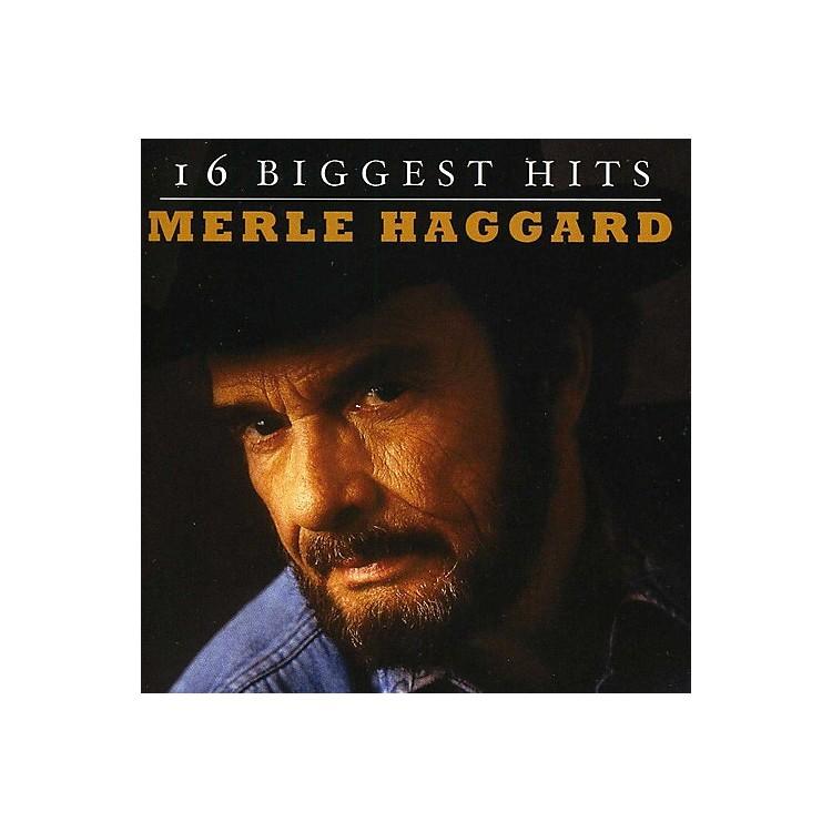AllianceMerle Haggard - 16 Biggest Hit (CD)