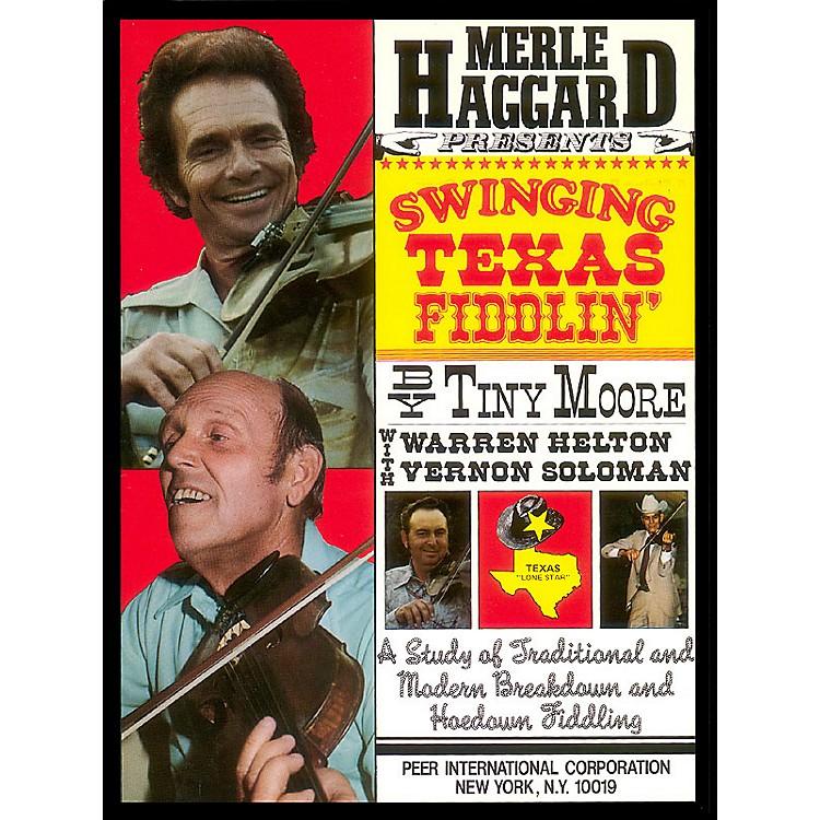 Hal LeonardMerle Haggard Presents Swinging Texas Fiddlin' Peer Music Series