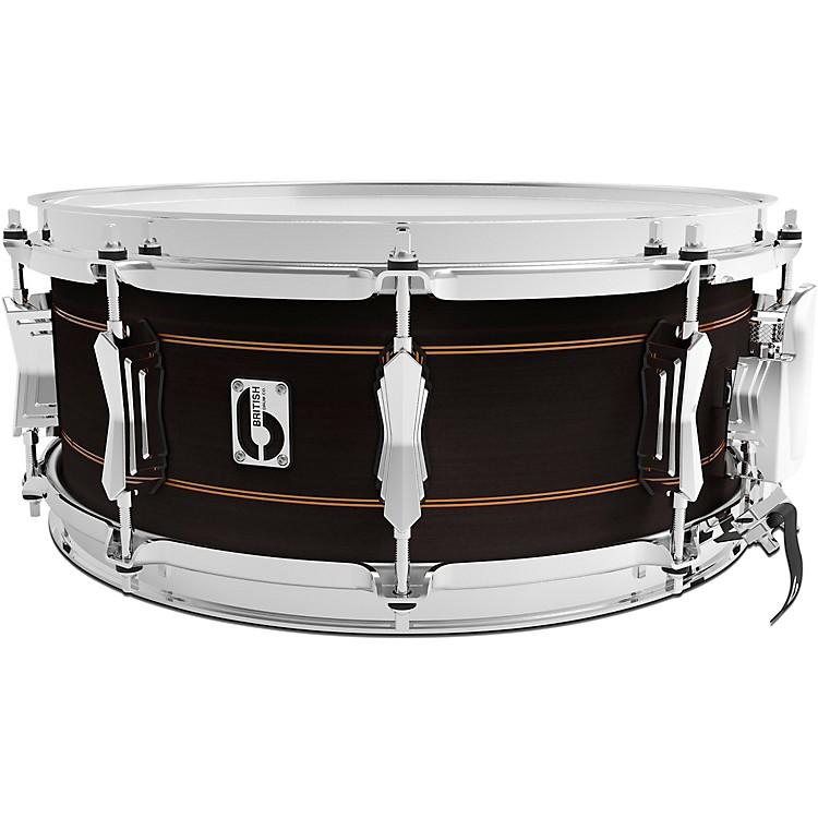 British Drum Co.Merlin Snare Drum14 x 6.5 in.