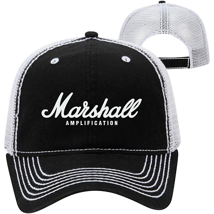 MarshallMesh Back Cap