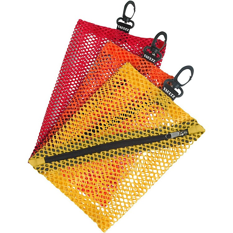 Vaultz Mesh Bag 3-Pack