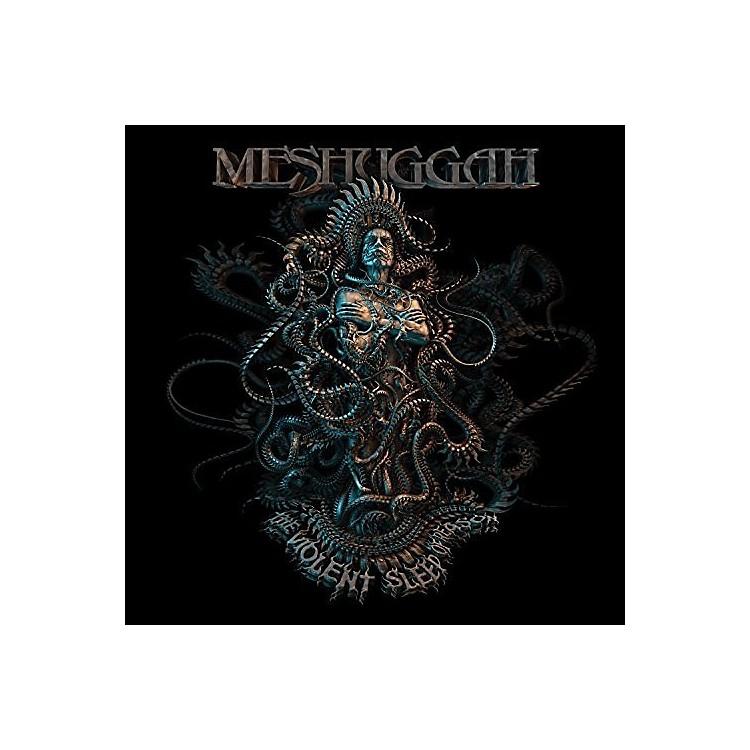 AllianceMeshuggah - The Violent Sleep Of Reason Grey/Black Splatter