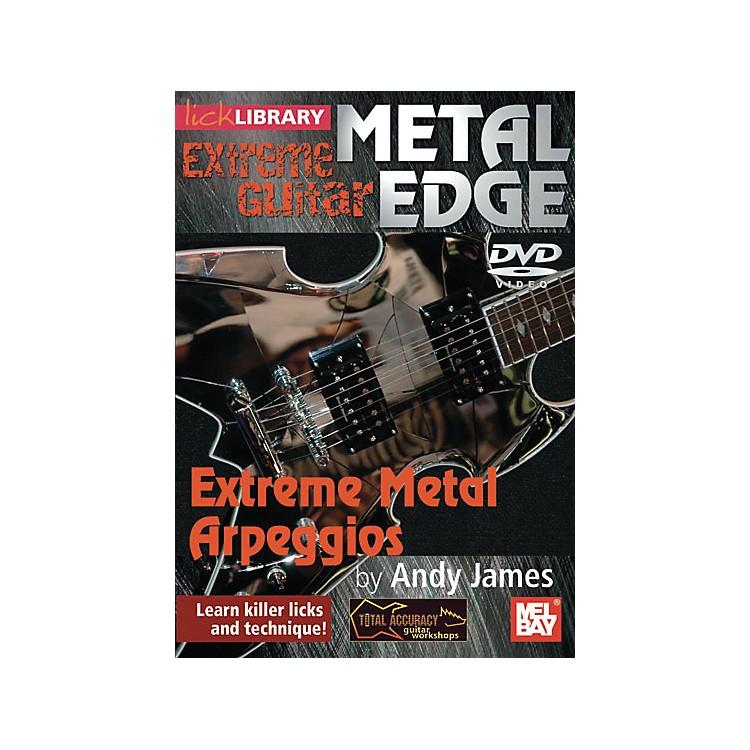 Mel BayMetal Edge: Extreme Metal ArpeggiosWeek 1