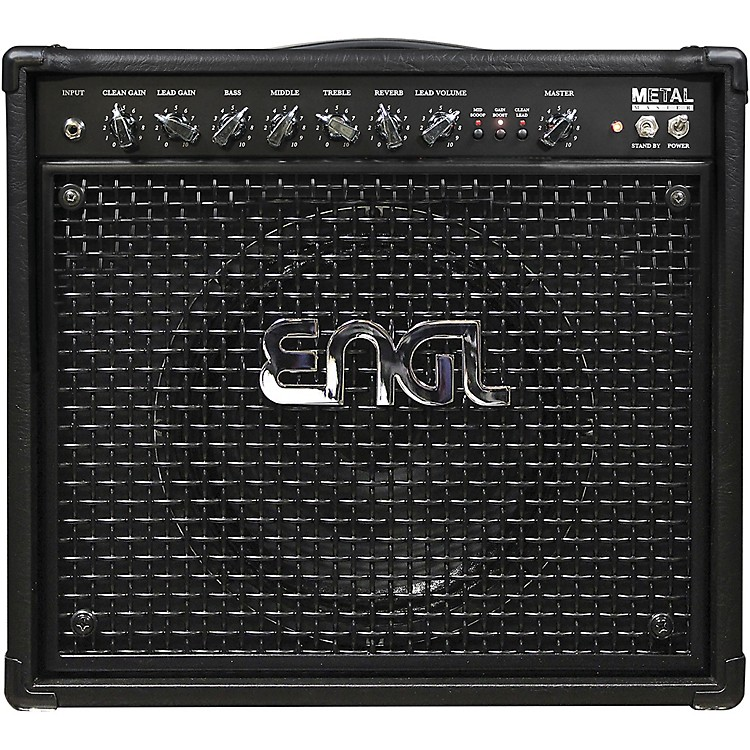 EnglMetalMaster 40 E314 40W 1x12 Tube Guitar Combo Amp