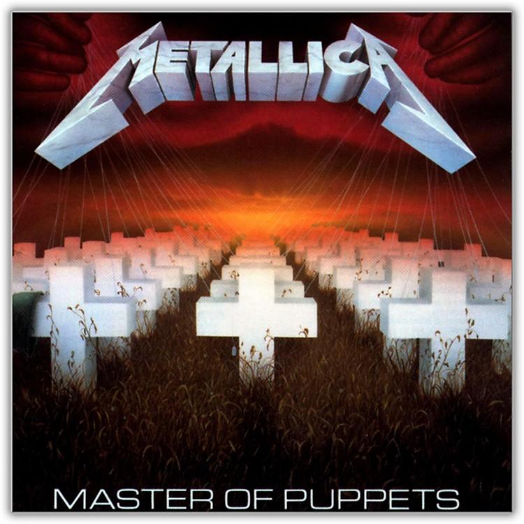 WEAMetallica - Master of Puppets Vinyl LP