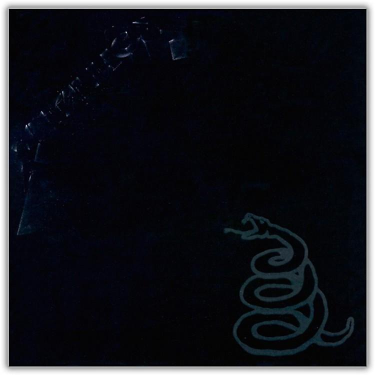 WEAMetallica - Metallica (The Black Album) Vinyl LP