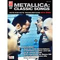Cherry Lane Metallica Classic Songs For Bass - Note For Note Transcriptions with DVD