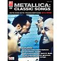 Cherry LaneMetallica Classic Songs For Drum - Note For Note Transcriptions with DVD-thumbnail