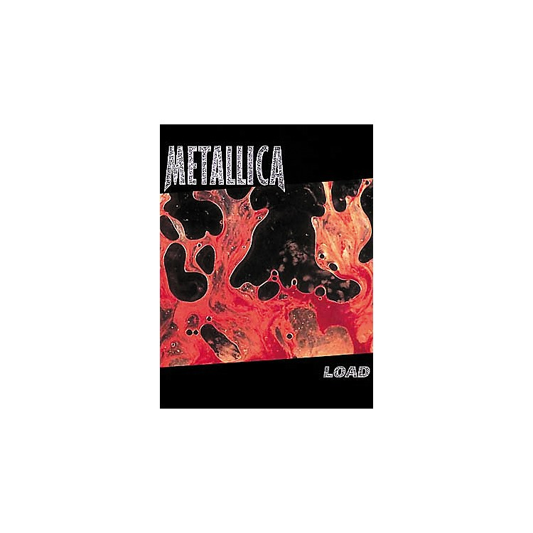 Hal LeonardMetallica Load Guitar Tab Songbook